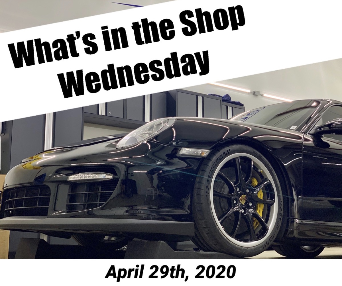 What's in the Shop Wednesday April 29th, 2020