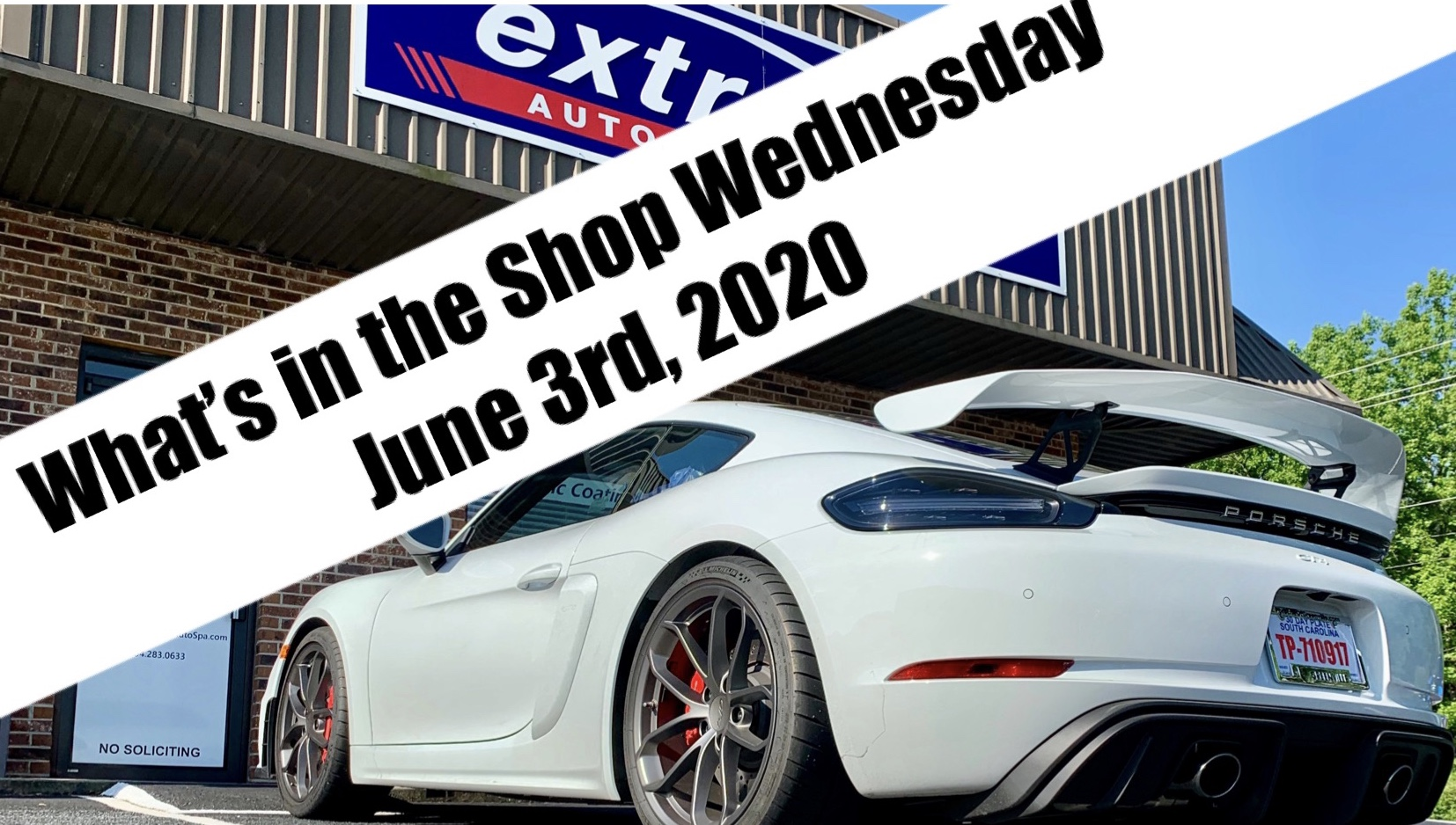 What's in the shop Wednesday June 3rd, 2020