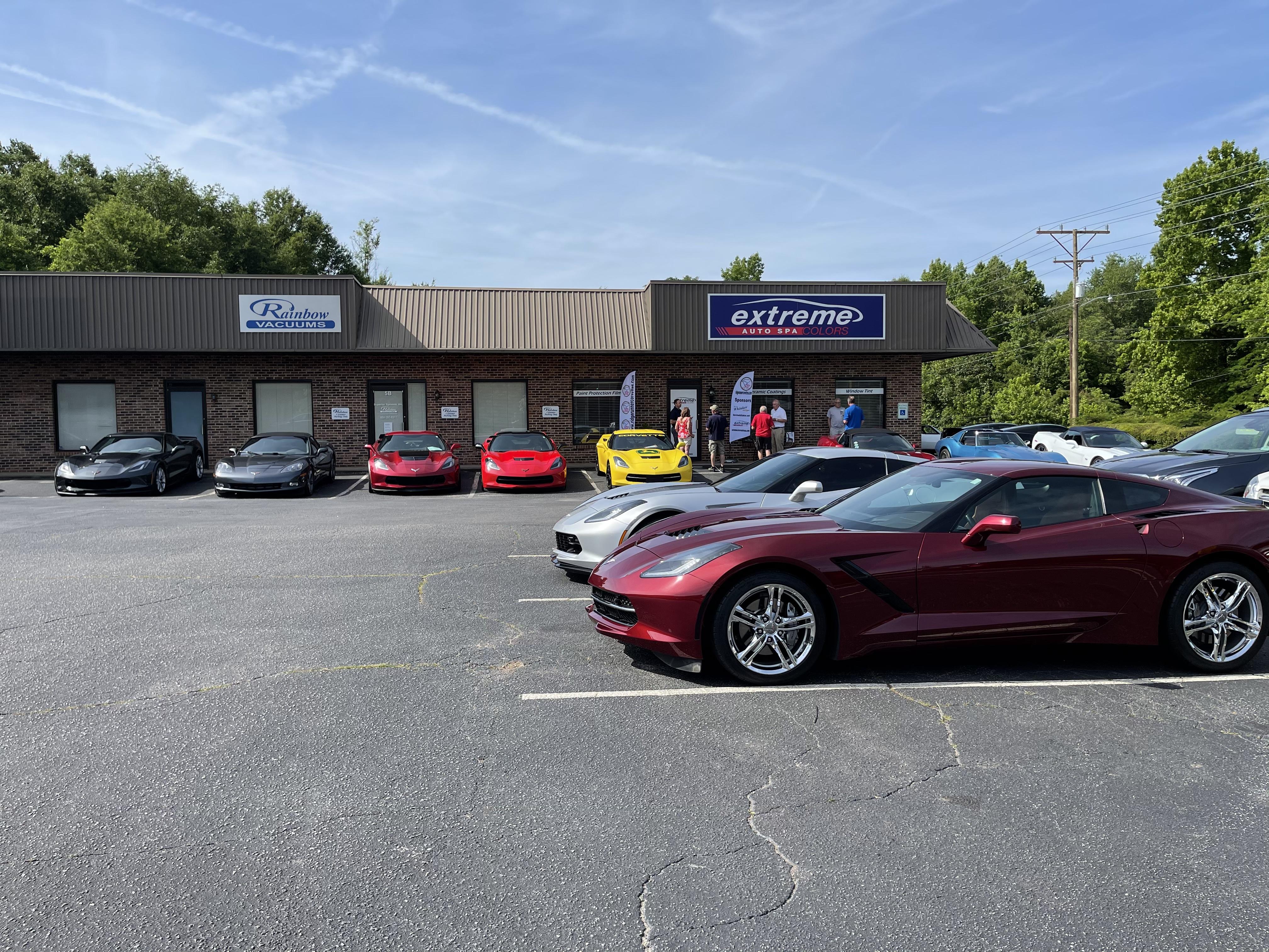 Ridge Runner Corvettes Club Open House Review