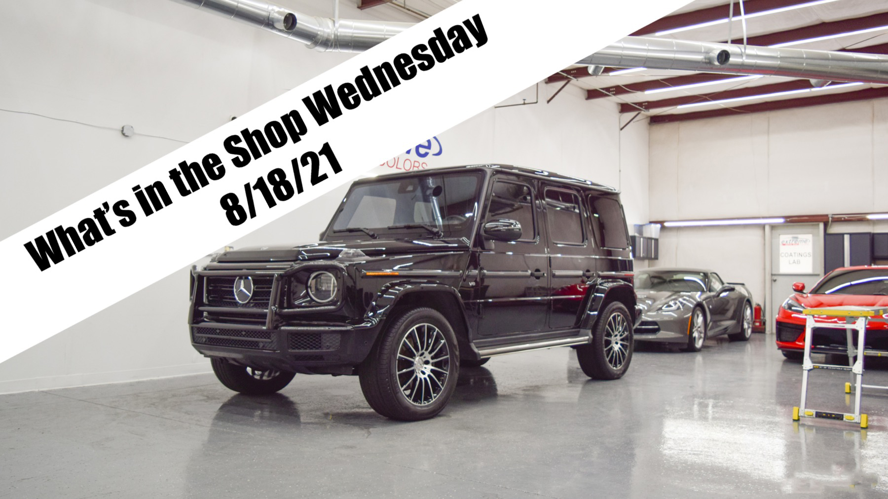 What's in the Shop Wednesday 8/18/21