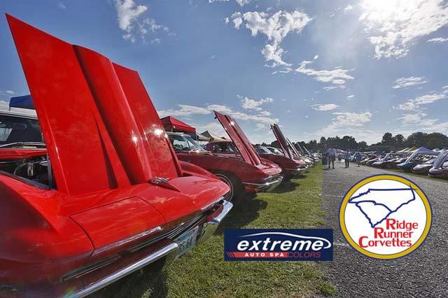 Ridge Runner Corvettes 5th Annual Car Show