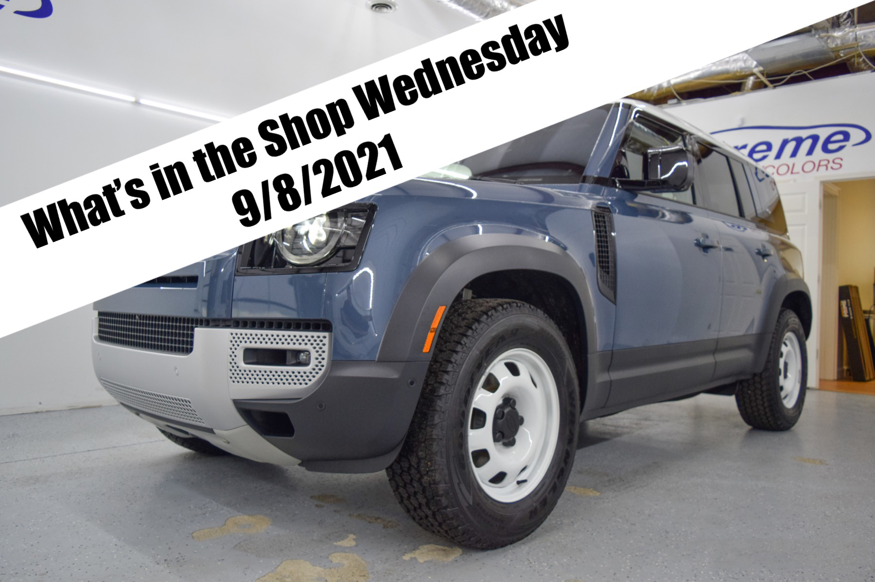 What's in the Shop Wednesday 9/8/21
